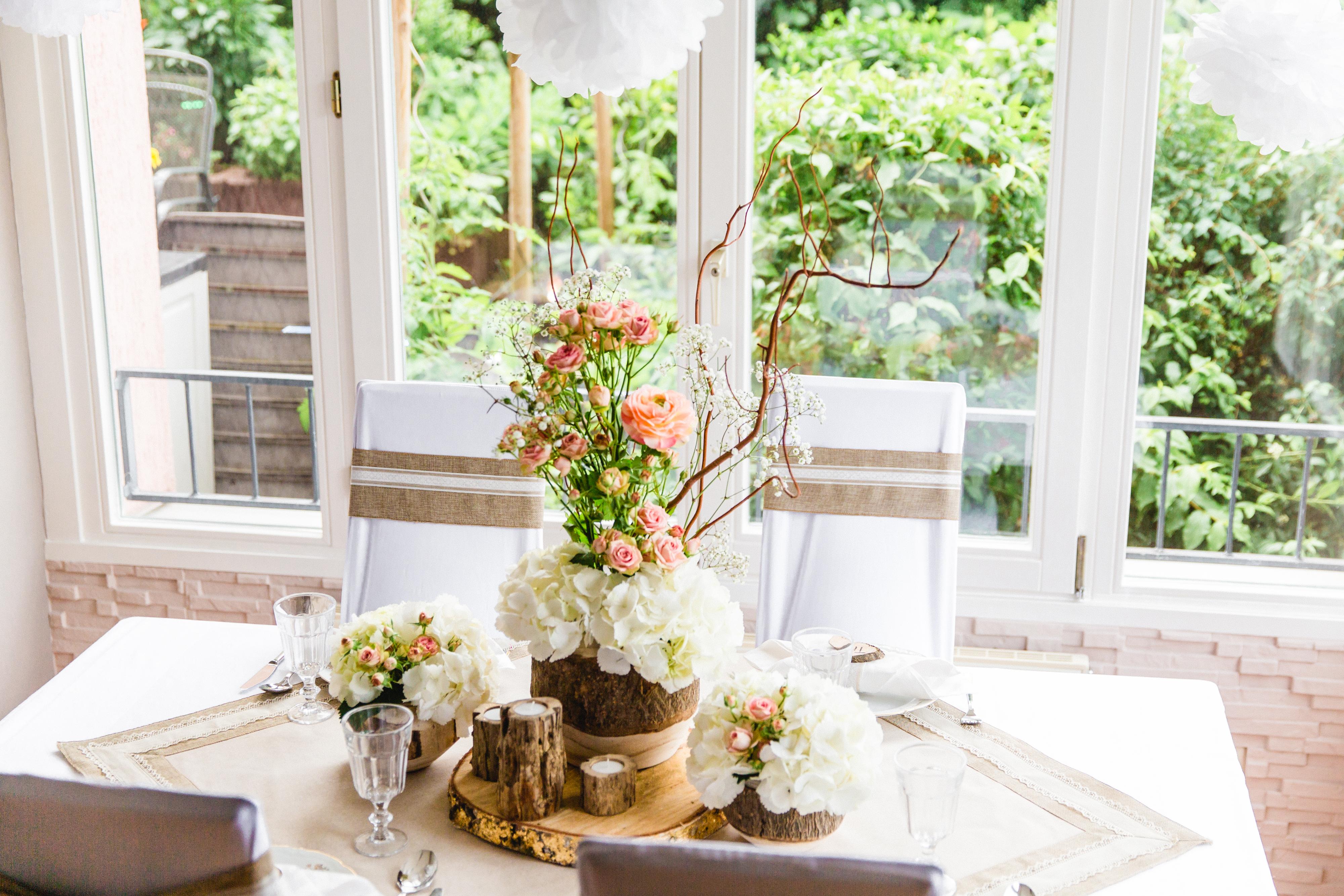 Fabrik Der Liebe Rustikale Hochzeitsdekoration