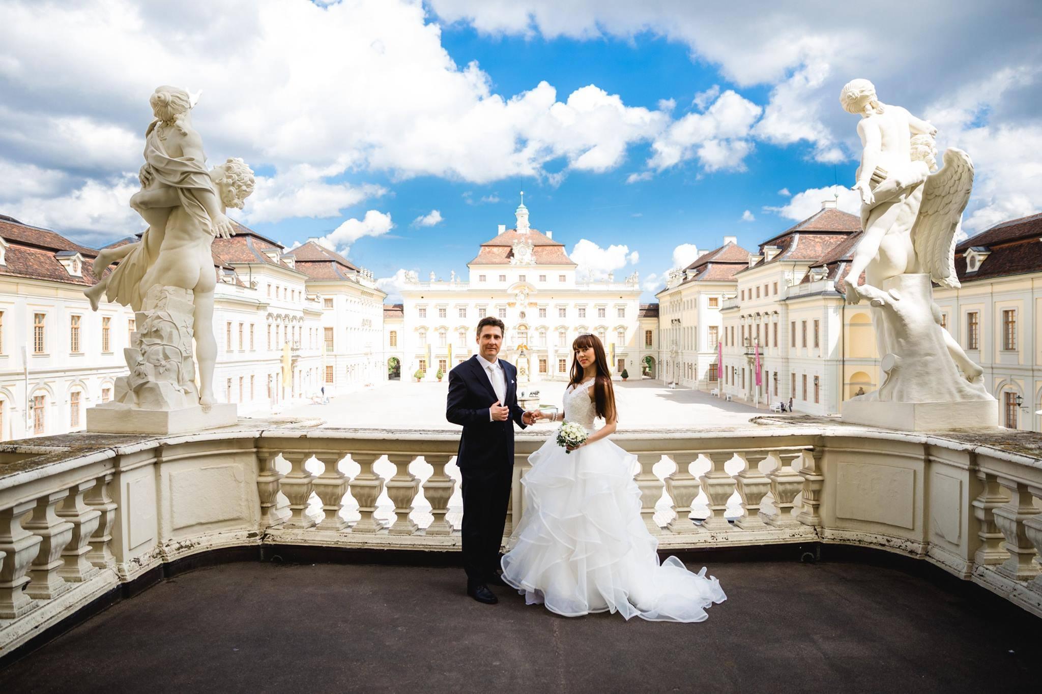 Fabrik Der Liebe Fotoshooting Auf Schloss Ludwigsburg